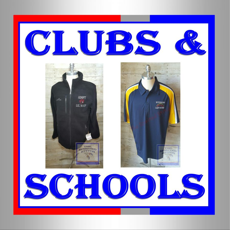 Clubs and Schools