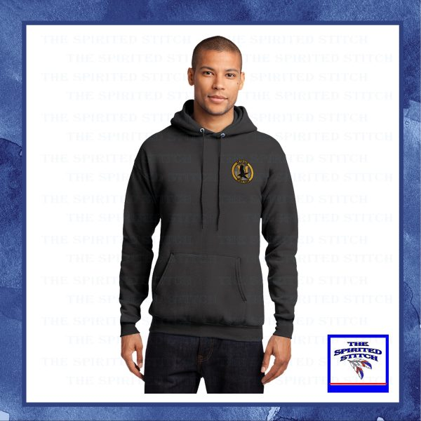 Classic Hooded Sweatshirt – Choose your logo
