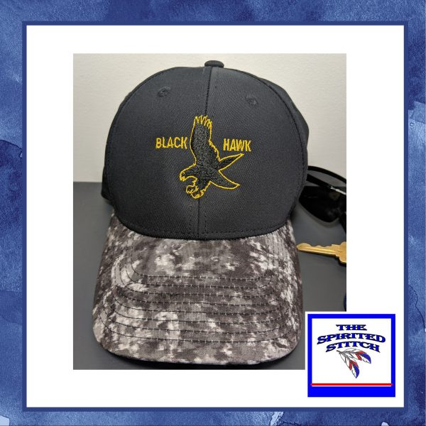 Camo Mineral Freeze Moisture Wicking Hat – Blackhawk Eagle