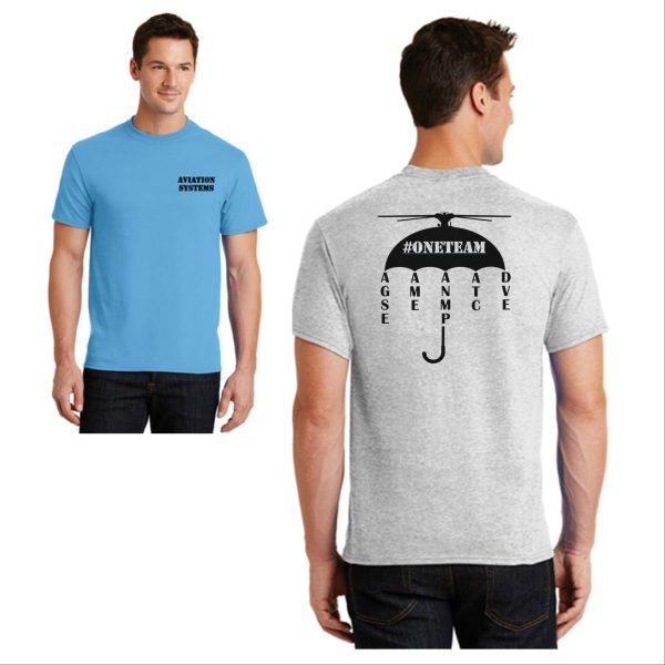 AS Team Day Shirts – Choose your Office