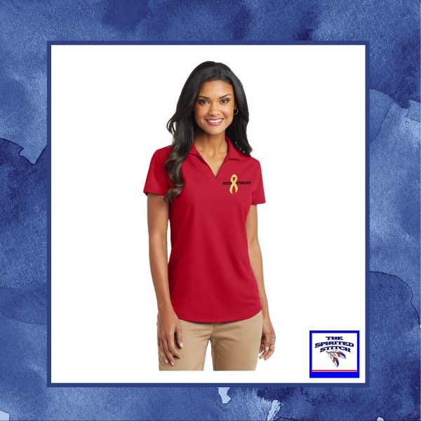 •NEW• Ladies DryZone Grid Sporty Polo – Choose your logo