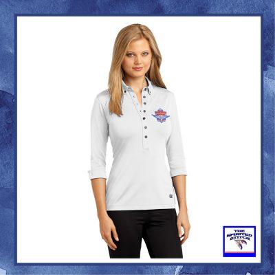 Ladies Ogio Gauge Sporty Polo – Choose your logo
